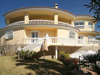 4 bedroom Villa in Las Chapas, Andalusia, Spain : ref 5584115