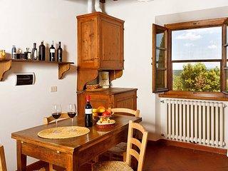 4 bedroom Apartment in Civitella in Val di Chiana, Tuscany, Italy : ref 5446299