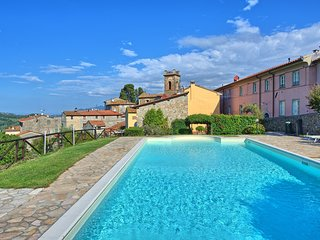 2 bedroom Apartment in Gualdo, Tuscany, Italy : ref 5240786