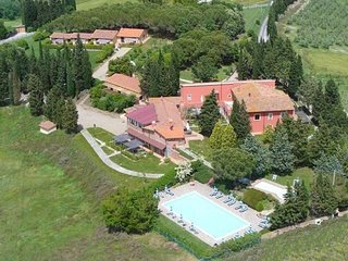 3 bedroom Apartment in Montaione, Tuscany, Italy : ref 5311153