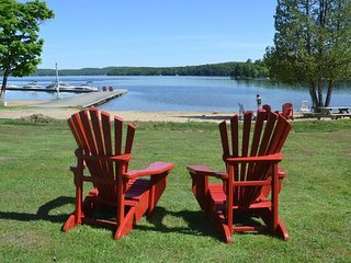 Truly Amazing Muskoka Cottage/Condo WiFi Friendly