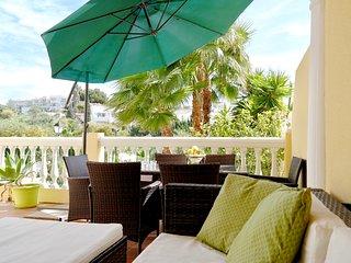 Mijas Costa Pool and Terrace - El Faro