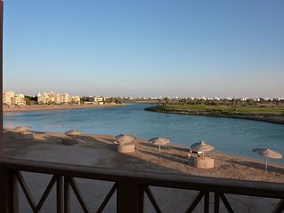 Cozy 2 bedrooms apartment at West Golf El Gouna