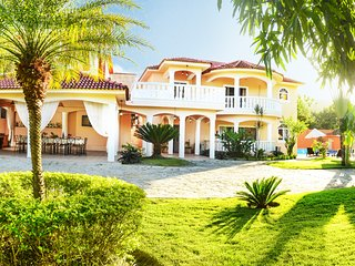 Sosua 6 bedrooms Bachelor Party Italian Villa