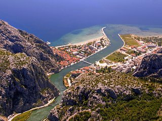 Croatian Beach House - Omis