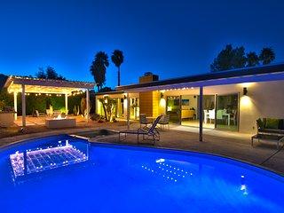 Mid Century Gem Pool Home