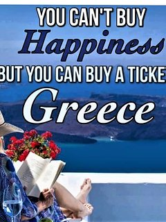 True!  Such a ticket is happiness