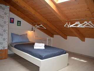 Nice Attic apartment Inside Agropoli