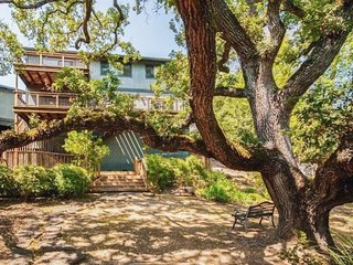 ❤ Spacious Retreat: Oaktree Garden House | ~Napa, Sonoma, SF | Open Views