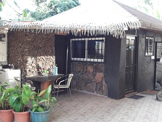 CHEZ HIVA - Loft 2 : Polynesian Bungalow -Town & Beach (2p) - SERNATUR 34383