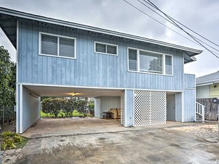 NEW! Beautiful Kailua Home -2 Mins From the Beach!