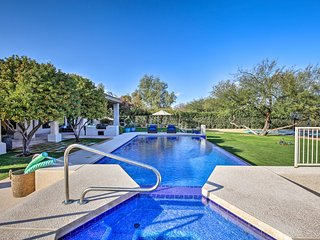 NEW! 5BR Paradise Valley Home w/Sport Court & Pool