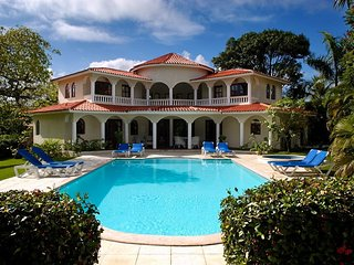 Caribbean 6 bedroom Luxury Villas at LHVC