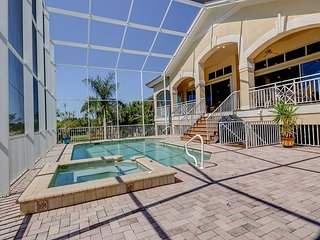 Beachside Bliss:Stunning Pool Home with Fairway Views in Luxury Neighborhood!