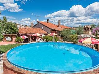 Apartment Milena- Visnjan with pool