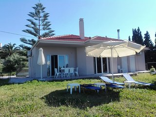 Helidonia Villas - SEA BREEZE, sea view,  near beach 1km & Rethymno center 3km.