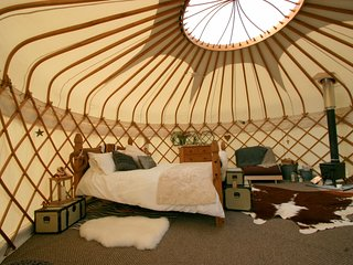 Jubilee Yurt