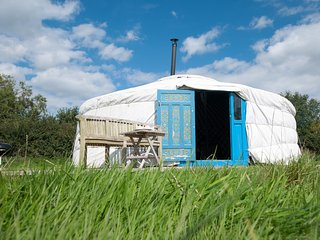 Moonslade Yurt