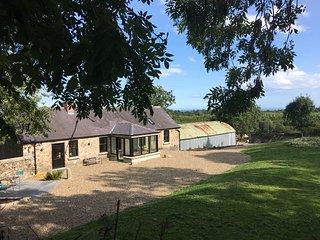 Wicklow Rural Retreat - The Barley Loft