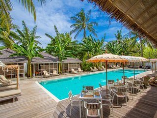 Luxury Bungalow Anoe 3 at Gili Trawangan