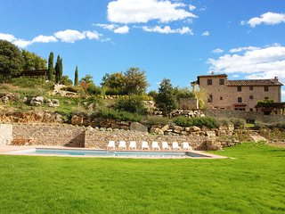 7 bedroom Villa in Localita Il Colle, Tuscany, Italy : ref 5239620