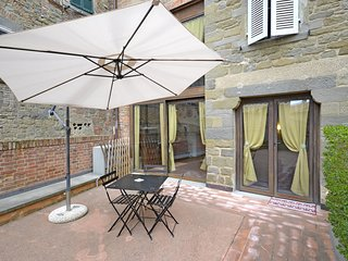 1 bedroom Apartment in Cortona, Tuscany, Italy : ref 5472621