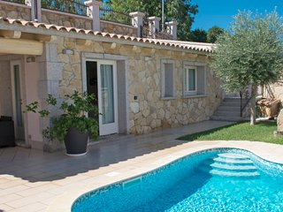 4 bedroom Villa in Cala Sinzias, Sardinia, Italy : ref 5584459