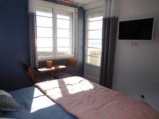 Chambre d'hôtes vue mer La Villa Plein Vent