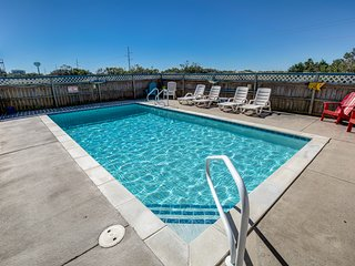 Fay's Sunny Daze | 369 ft from the Beach | Private Pool, Hot Tub