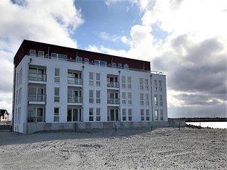 Residenz Bollwark Die Wohnung befindet sich im 1. OG (rechte Loggia)