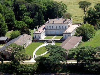 Gite du château de Boisverdun