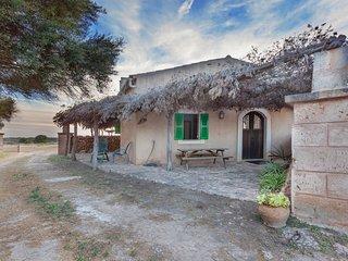 Casa en la playa de Es Trenc