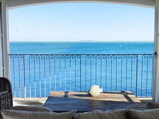Stunning sea view at Port Rive Gauche, Marseillan
