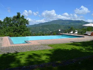 QUIET COUNTRY HOUSE (TOSCANA - AREZZO - ANGHIARI) DOG FRIENDLY, EXCLUSIVE USE