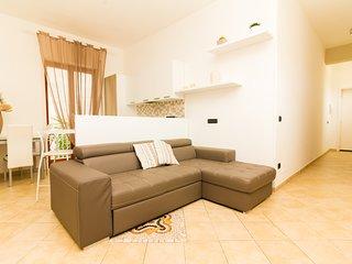 Family apartment in Sorrento centre