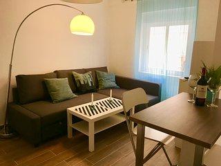 Acogedor apartamento muy cerca del centro histórico de Málaga