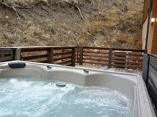 Mesquite Free Cabin
