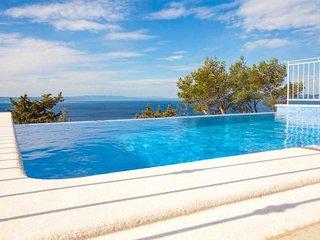 Villa Vanela  spectacular seaview/4+2 pax/*
