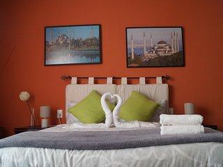 Casa Hagia Sofia.Ideal para familias y parejas.Centrico .En plena  Costa Dorada