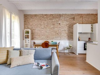 Stylish design 1 bed in the heart of Gracia