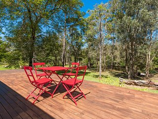 Noosa studio cottage in the bush