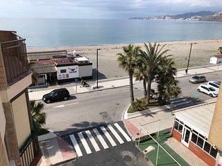 Apartamento 1ª linea de playa