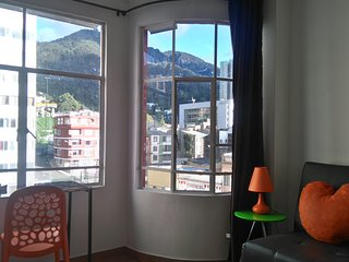 Apartamento en centro cerca a sitios turísticos-Price for 2 we can host 5 people