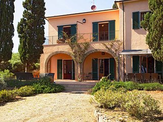 6 Bedroom Vacation Villa at Elba Island, Tuscany