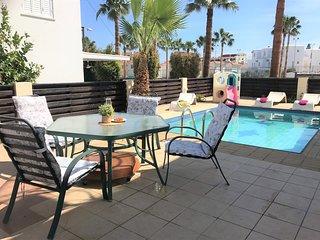Villa Melissa Protaras DPS29- Three Bed Villa with private pool