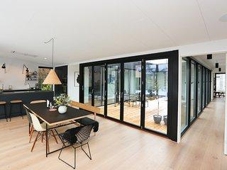 Modern designed Copenhagen house near metro