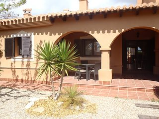 HL 013 2 bedroom villa  at Hacienda Del Alamo Golf ,Murcia