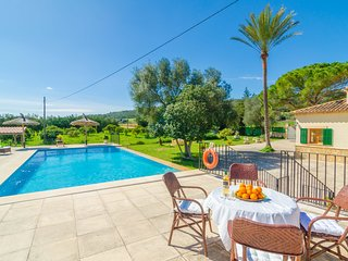 CAN CAMETES - Villa for 12 people in Manacor