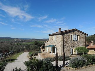 2 bedroom Villa in Ribolla, Tuscany, Italy : ref 5584915