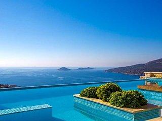 4 bedroom Villa in Kalkan, Antalya, Turkey : ref 5585235